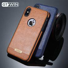 Чехол gtwin для телефона iphone x роскошный мягкий силиконовый