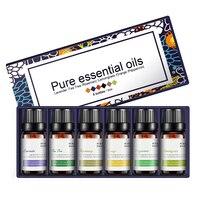 Otoku difusor umidificador óleos essenciais em 6 cheiros|Umidificadores|   -