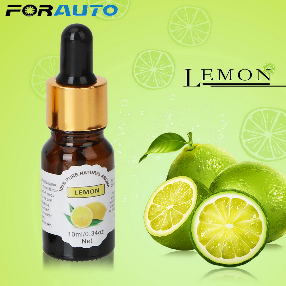 10ml Automobiles Vents Air Freshener Fragrance Natural Plant Essential Oil Car Perfume Car Styling For Humidifier Aromatherapy