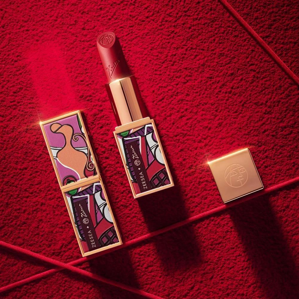 ZEESEA-picasso-lipstick