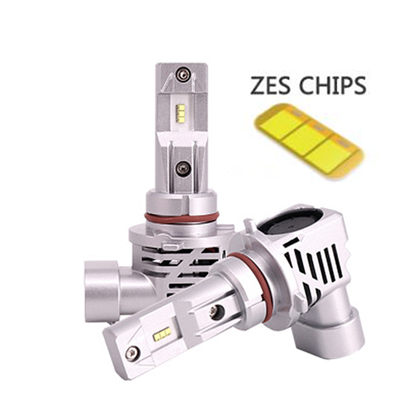 ZES Chips 110W 12000LM <font><b>LED</b></font> 9006 9005 H8 <font><b>H11</b></font> H7 H4 <font><b>LED</b></font> Car Motorcycle <font><b>Headlight</b></font> <font><b>Bulbs</b></font> Hi/Lo 6000K <font><b>LED</b></font> Auto Fog Lamp Automotivo image
