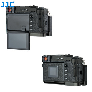 Image 4 - JJC Metal Hand Grip L Bracket for Fujifilm XPro3 XPro2 XPro1 Replaces Fuji MHG XPRO3 MHG XPRO2 MHG XPRO1 Arca Swiss Type L Plate