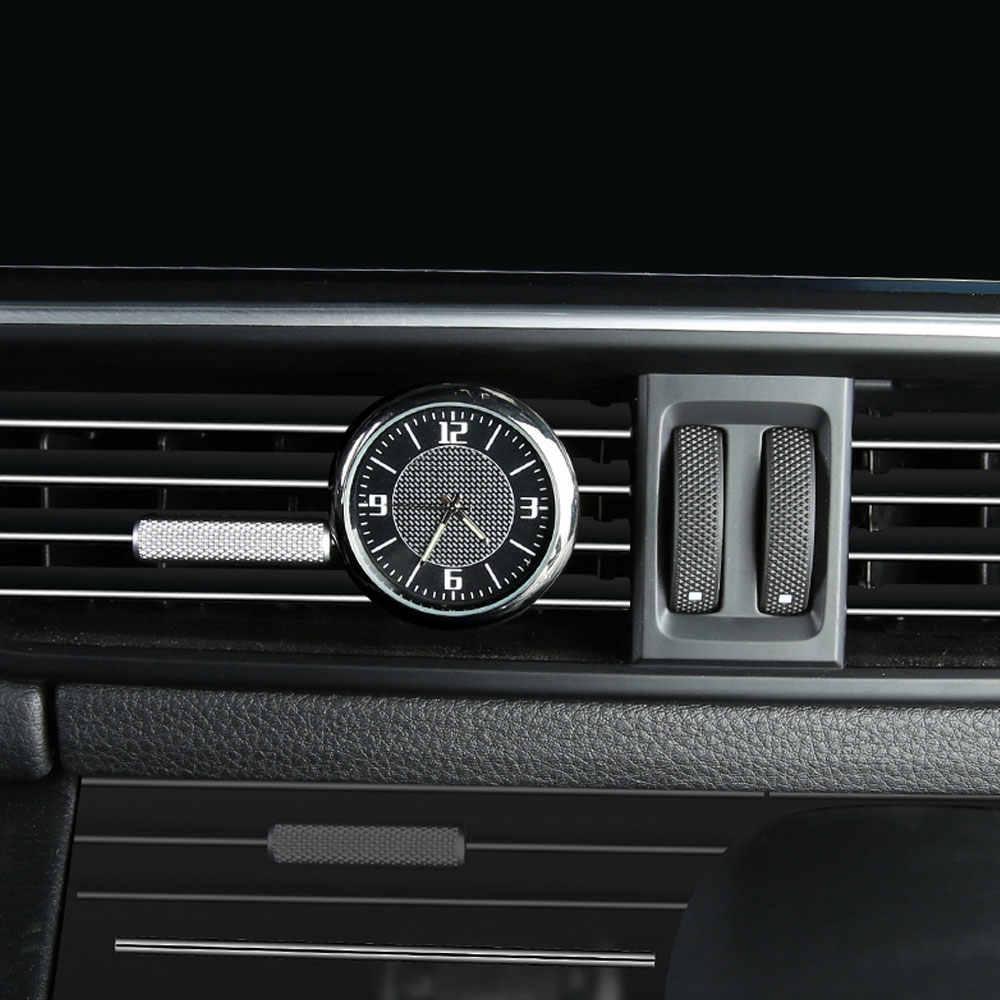 decorazione auto orologio al quarzo per auto ornamenti per auto Orologio da auto