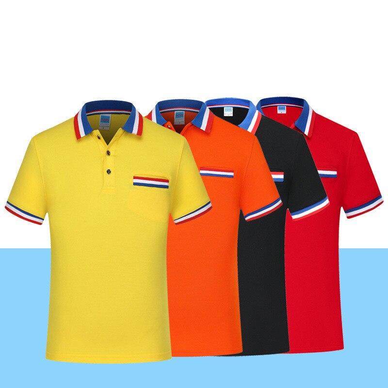Big Size 3xl New Men's Polo Shirt Casual Short Sleeve Smart Plain Casual Black White Tee Shirt Mens Clothing Camisas Polo Hombre