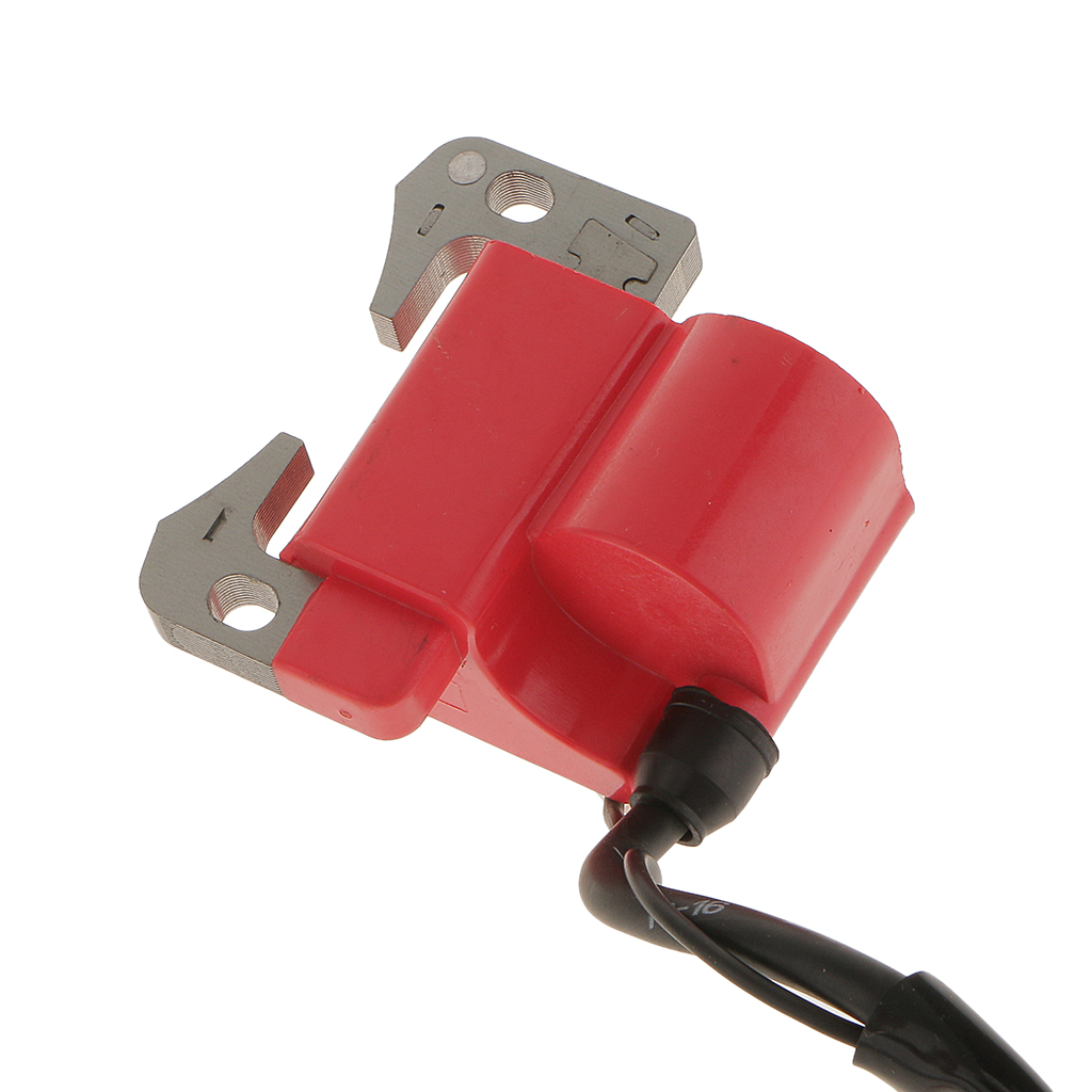 Red-2 Stroke Pocket Bike Ignition Coil Of 47cc 49cc Engine For Mini Quad