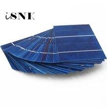 50 יח\חבילה 39 78 52 77 156 125 פנל סולארי תאים סולריים DIY Polycrystalline פוטו מודול DIY שמש סוללה מטען