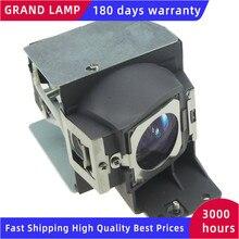 Lámpara de proyector con carcasa RLC 070 para Viewsonic PJD5126/PJD5126 1W/PJD6213/PJD6223/PJD6223 1W/PJD6353/VS14295 GRAND LMAP