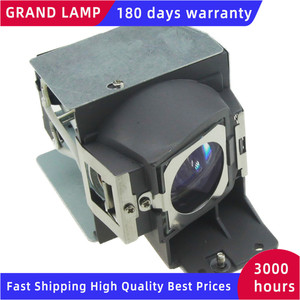 Image 1 - מנורת מקרן עם דיור RLC 070 עבור Viewsonic PJD5126/PJD5126 1W/PJD6213/PJD6223//PJD6223 1W/PJD6353/VS14295 גרנד LMAP