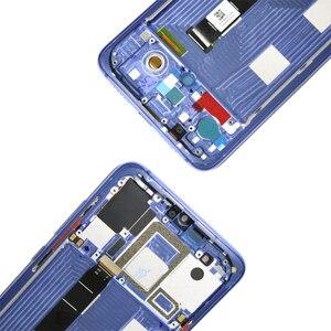 Image 4 - Originele 6.39 Amoled Lcd Met Frame Voor Xiaomi Mi 9 Mi9 Display Touch Screen Digitizer Vergadering Reparatie Onderdelen
