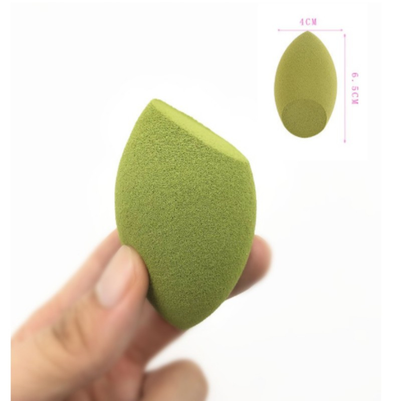 1PC Professional Makeup Sponge Cosmetic Puff Powder Puff Smooth Women Makeup Foundation Sponge Beauty Make Up Tools Accessories in Cosmetic Puff from Beauty Health