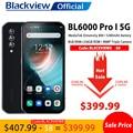 Смартфон Смартфоны телефон смартфон на андроид Blackview BL6000 Pro 5G IP68 Водонепроницаемый 48MP тройной Камера 8 Гб Оперативная память 256 ГБ Встроенная...