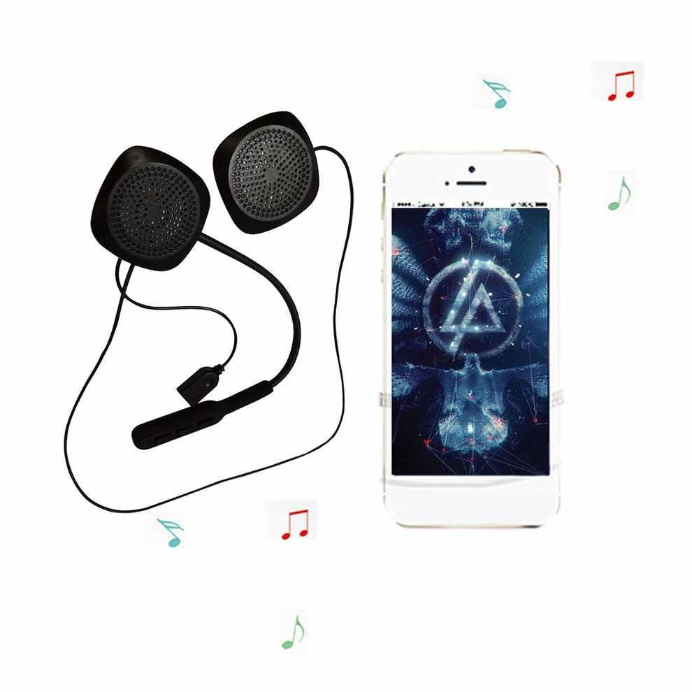 2nd génération casque de moto casque sans fil Bluetooth casque haut-parleur mains libres musique automatique appel réponse interphone