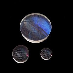 Doublet выпуклая ахроматическая линза DIY монокуляр/бинокулярный/астрономический телескоп окуляр и объективная оптическая линза