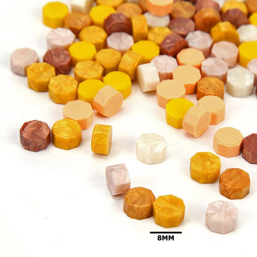 Vintage Siegellack Tablet Pille Perlen für Briefumschlag Dokument Wax Seal Stamp