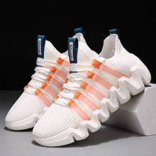 Casual Sneakers Sport-Shoes No-Slip Lightweight Comfortable Fashion Men Wholesale