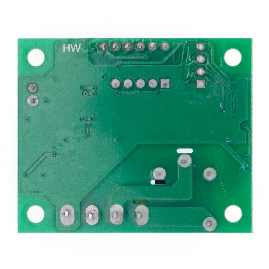 Image 5 - 10PCS W1209 DC 12V heat cool temp thermostat temperature control  switch temperature controller thermometer thermo controllerdc  dccontroller 12vcontroller dc
