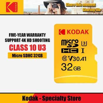 Kodak tarjeta micro sd 128gb 메모리 카드 32GB Class10 U3 UHS-1 16gb Microsd 256gb TF 플래시 카드 64gb carte micro sd micro sd