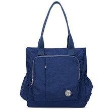 Sac à main en nylon pour femmes, sacs à bandoulière pour femmes, sacoche pour école, sacs de voyage pour néoprène, nouveauté