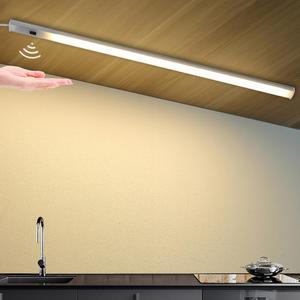 30 40 50cm PIR Motion Sensor Hand Scan LED Night light 5V USB Bar lamp Bedroom Desk lamp Reading home Kitchen Wardrobe Decor