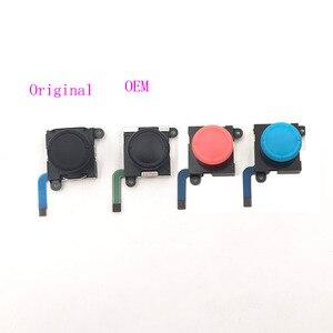 Image 1 - Palanca de mando Original y OEM para elegir, Con Sensor 3D analógico, Joystick para Switch NS Joy Con y Swith Lite Controller