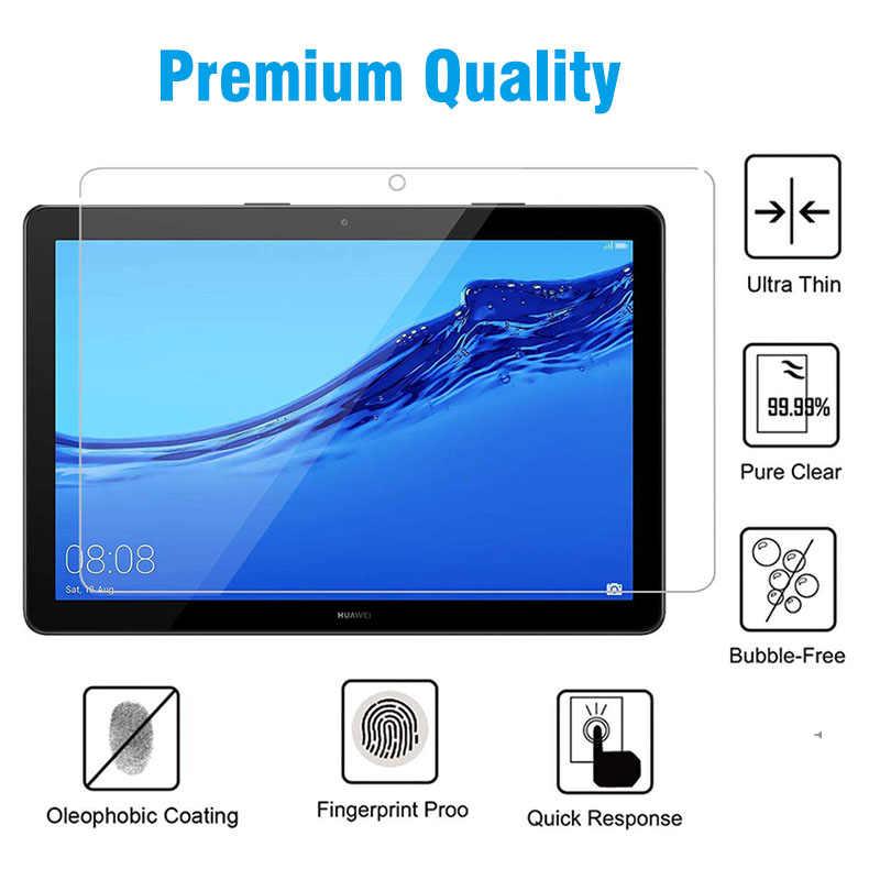 Máy Tính Bảng Kính Cường Lực Dành Cho Huawei MediaPad T5 10 Kính T3 10 Danh Dự Chơi Pad 2 9.6 8 Tấm Bảo Vệ Màn Hình Cho t1 10.1 8 7 Kính C5 8