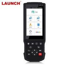 LAUNCH X431 CRP479 OBD2 Car Diagnostic Tool Engine WIFI Automotive Scanner ABS TPMS DPF EPB Reset OBD2 Scanner LAUNCH PK CRP429C
