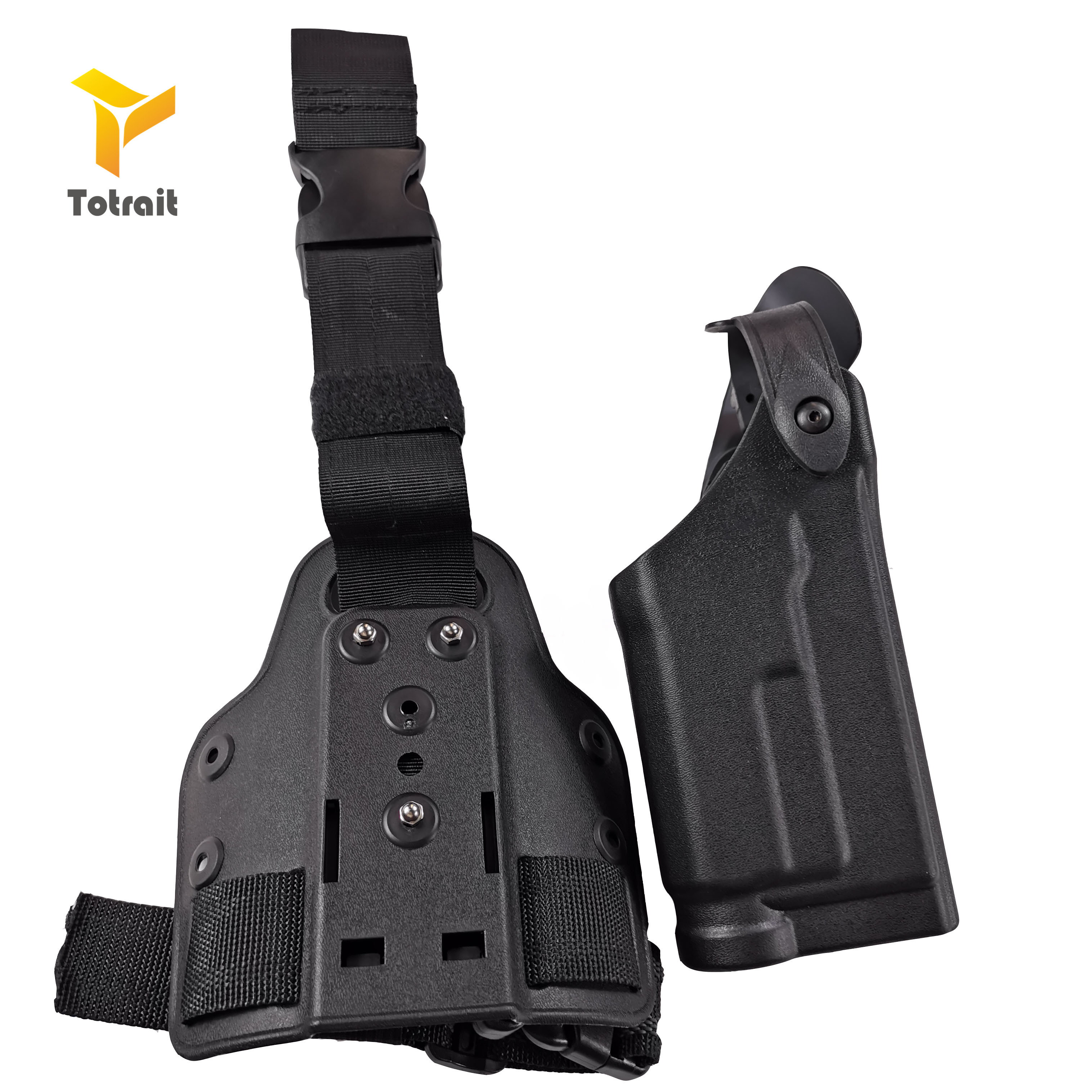 Quick Drop Tactical HK USP Compact Pistol Gun Holster Military Army Gun Leg Holster Airsoft Hunting Shooting Gun Carry Case image