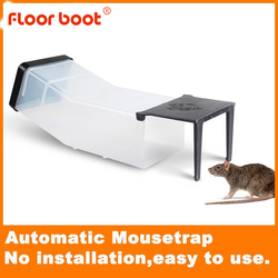 FB wielokrotnego użytku klatka na myszy automatyczny chwyt szczur na myszy szczury pułapka duży rozmiar pułapka na myszy szczury zabójca muizenval łapacz gryzoni zwalczanie szkodników