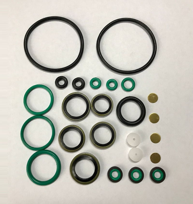 Original Yong Heng Compressor Spare Parts O-rings Kits For YongHeng Pump