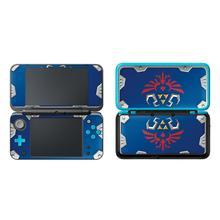 Película protectora decorativa The Legend of Zelda para nuevo adhesivo de piel 2DS LL XL para Nintendo 2DSLL, etiqueta de protección de piel de vinilo