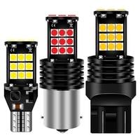 1PC 1156 BA15s P21W 1157 BAY15D P21/5 W T20 W21W 7440 W21/5 W 7443 T15 w16W LED Auto Bremsleuchte Blinker Birne Auto Reverse Licht