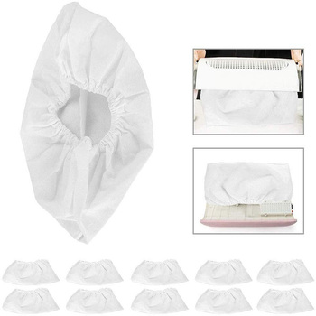 10Pcs Nail Dust Collector Bag Non-Woven Art Suction Replacement High Quality Nails Arts Salon Tools