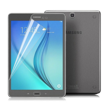 High Clear Screen Protector Protective Film for Samsung Galaxy Tab A 9.7 T550 T551 T555 SM-T550 P550 P555 Tablet image
