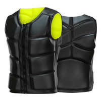 Men's Women's Neoprene Life Jacket Life Vest for Kayak, Fishing, Sailing Swim Vest