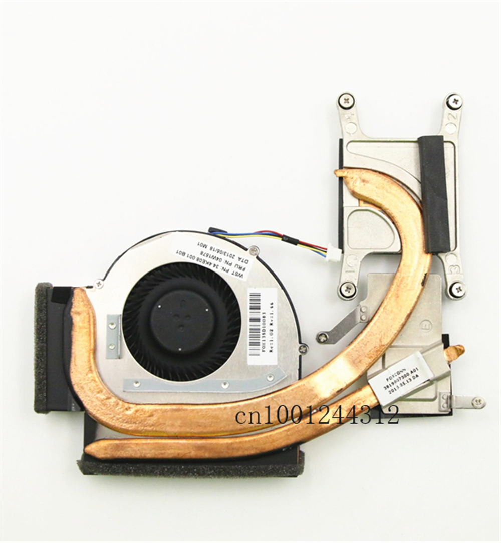 New Original For Laptop Lenovo Thinkpad T520i T520 Independent CPU Heatsink Cooling Fan 75Y5782