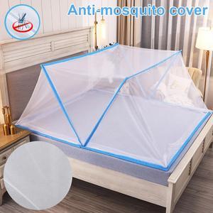 Складная сетка от комаров, дышащая палатка для кровати, быстрая установка, навес, сетка для кемпинга, путешествия для младенцев и взрослых