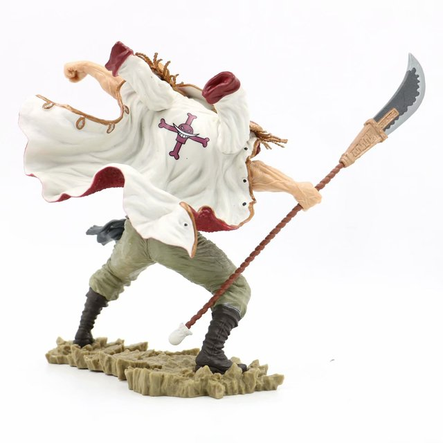 Anime One Piece SCultures the TAG Team Edward Newgate 20th Figure Statue One Piece White Beard Figure Collectible Model Toy 4
