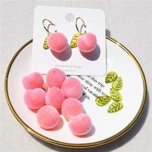10 шт милые розовые персиковые зеленые листья подвеска Подвески