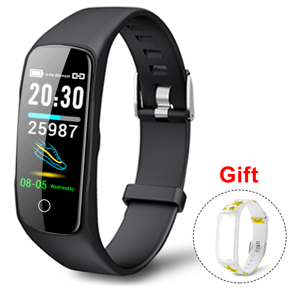 Smart-Watch-Band Fitness-Tracker Monitor-Blood-Pressure Heart-Rate Sport Women Star New-Fashion