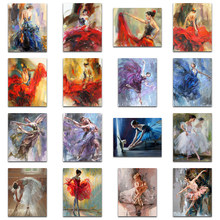 5d diamond paintings character sexy set kit girl full square diamond paint art Diamond painting Cross stitch broderie diamant(China)