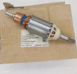 220 240V armatura N030720 wirnika dla obsługi Dewalt D25600K D25500K D25500 D25600 D25551 D25650 D25850 D25830 w Akcesoria do elektronarzędzi od Narzędzia na