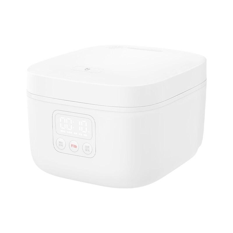 Xiaomi Mijia 4L cuiseur à riz électrique cuisine Mini cuiseur petit cuiseur à riz Machine intelligente rendez-vous affichage Led