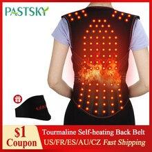 Aimants de soutien magnétique pour le dos, thérapie chauffante, ceinture de maintien de la taille, correcteur de Posture, colonne vertébrale, épaules, lombaires