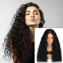 8 размеров человеческие волосы парики с детскими волосами бразильские волосы remy Короткие вьющиеся парики боб для женщин предварительно сорванный парик