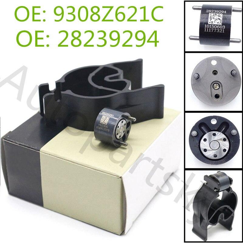 Hoge Kwaliteit-Nieuwe Brandstof Injector Common Rail Kleppen Voor Ford Voor Delphi 9308-621C 9308Z621C 28239294 EJBR02301Z