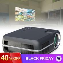 DH-A10B 4200 люменов 1080P видео домашний кинотеатр светодиодный Full HD проектор стерео объемный двойной Рога Поддержка 150 дюймов большой экран