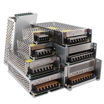 цена на DC 12V Power Supply 12V Lighting Transformers 1A 2A 3A 5A 8.5A Transformers For LED Light Switch Power Supply LED Driver Adapter