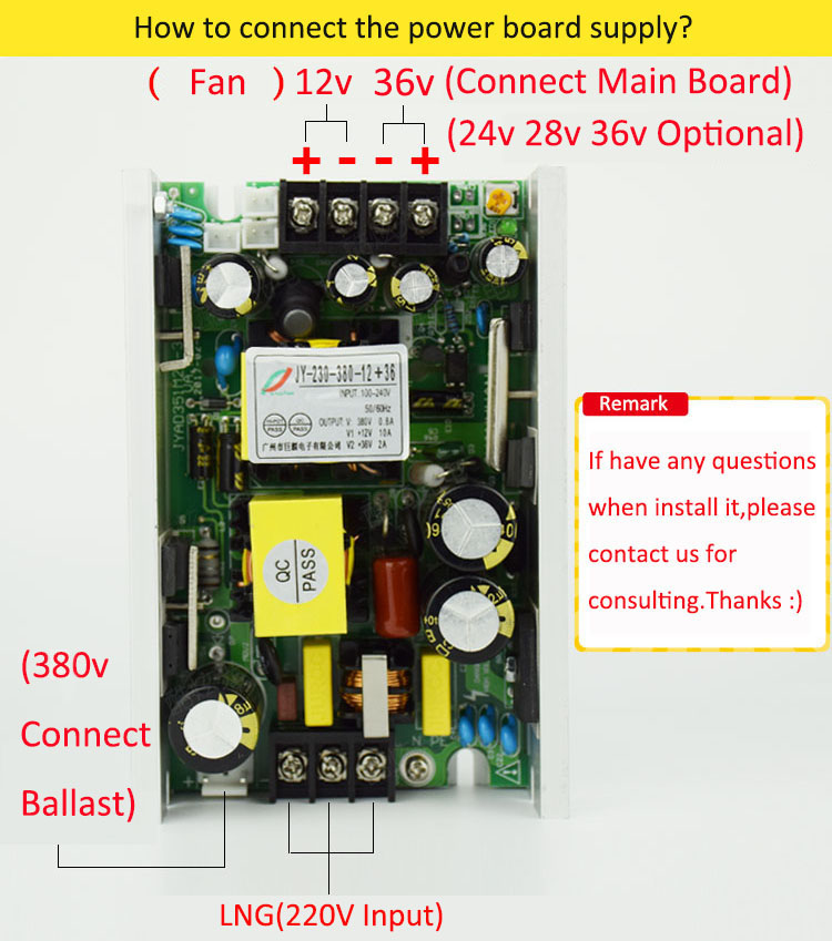 Haffdbbbe62e2435ea3f04d2d42b8140cP - HS Stage Spotlight Drive Current Electric Source Power Board Supply for Moving Light Beam 5R/7R/9R/10R/15R