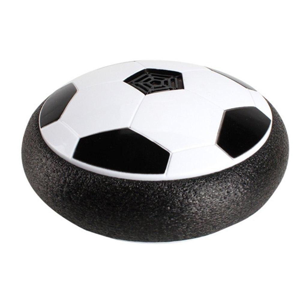 Football LED Ball Disc 18cm Funny Light Flashing Soccer Toy Classic Children Toys Electric Air Cushion Pneumatic Dropshipping