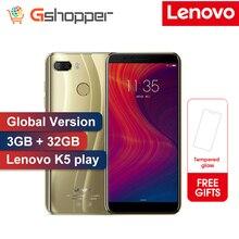 Original Global Version Lenovo K5 Play 3GB 32GB Face ID 4G Mobile Phone